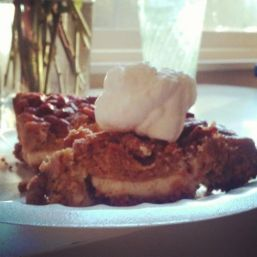 pecan pumpkin pie cheesecake